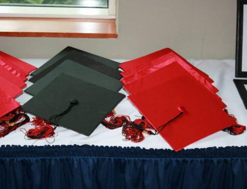 73 Graduate in the Class of '17