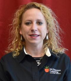 Mandy Rauenzahn - support staff