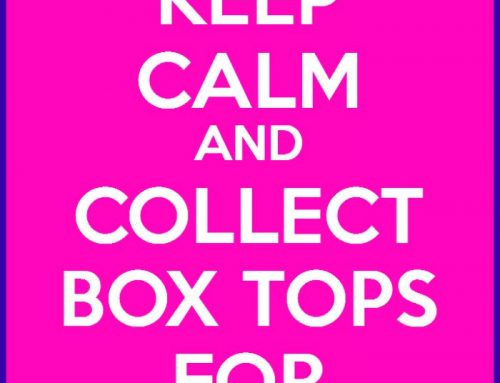 Student Government to Collect Box Tops for Education & Labels for Education