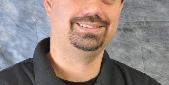 David Pierce - support staff