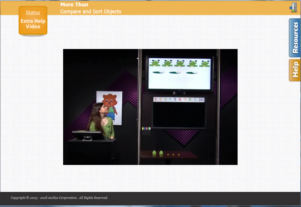 Acellus Video Example